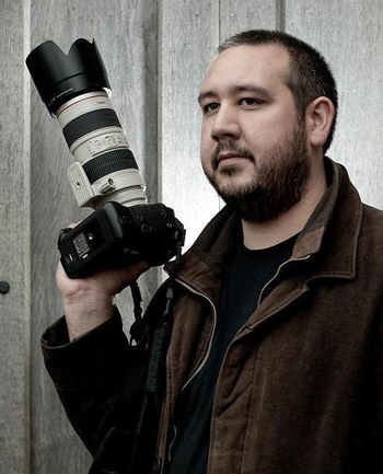 Paul tự nhận là nhiếp ảnh gia nhưng có ít kinh nghiệm liên quan. Ảnh: The Sun.