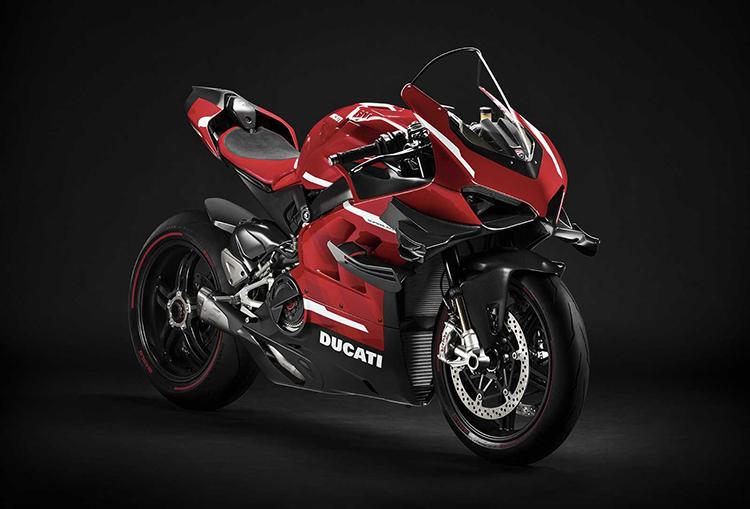Ducati trình làng Panigale Superleggera V4 2020. Ảnh: Ducati