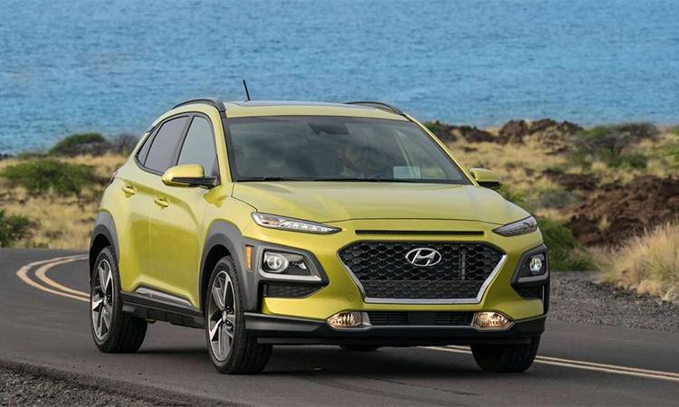 Hyundai Kona 2020 giá t? 20.000 USD. ?nh: Hyundai.