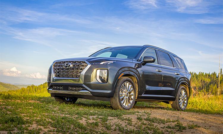 Hyundai Palisade 2020 giá t? 31.600 USD. ?nh: Hyundai.