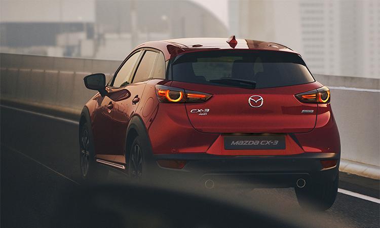 Mazda CX-3 2019 giá t? 20.400 USD. ?nh: Mazda.