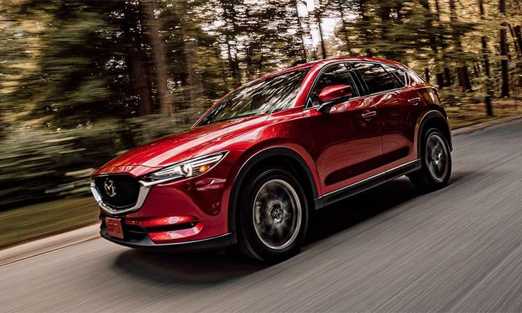 Mazda CX-5 2019giá t? 24.400 USD. ?nh: Mazda.