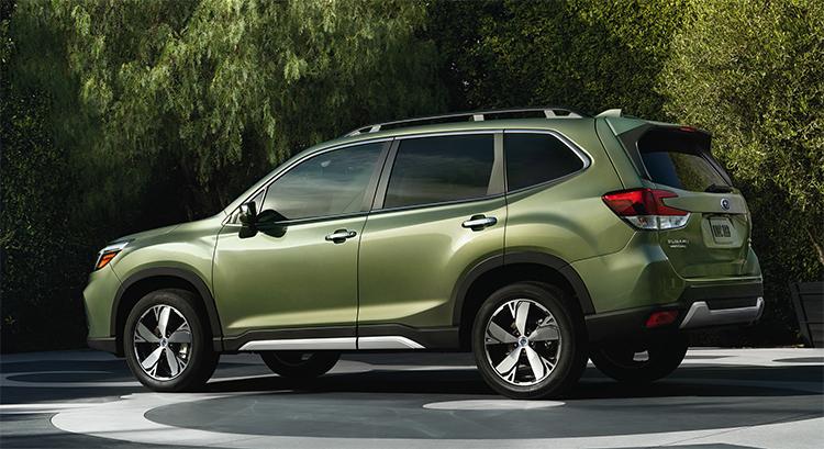 Subaru Forester 2020 giá t? 24.500 USD. ?nh: Subaru.