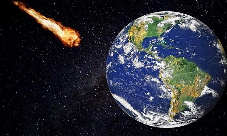Ti?u hành tinh 2002 PZ39 s? bay qua Trái ??t ? kho?ng cách an toàn. ?nh: IB Times.