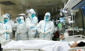 Công nghệ giúp bác sĩ Trung Quốc tránh nhiễm nCoV
