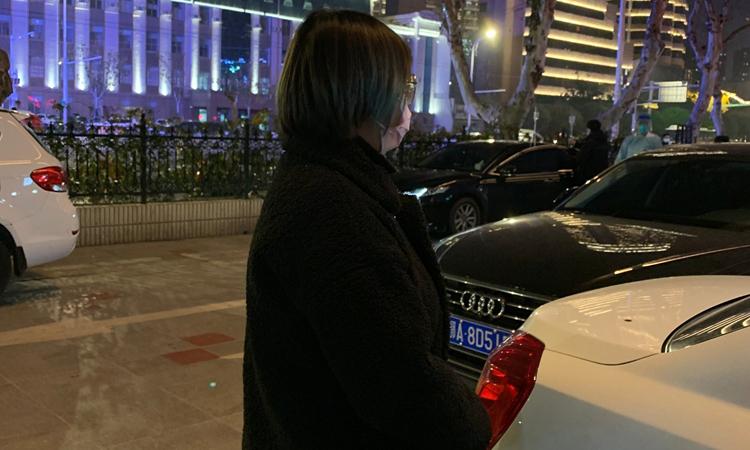 Bella Zhang, 25 tuổi, ở thành phố Vũ Hán, tỉnh Hồ Bắc. Ảnh: NYTimes.
