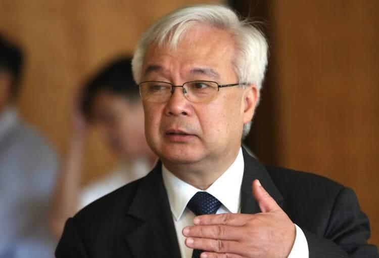 Chủ nhiệm Uỷ ban Văn hoá Giáo dục, thanh niên, thiếu niên, nhi đồng - GS Phan Thanh Bình. Ảnh: Ngọc Thắng