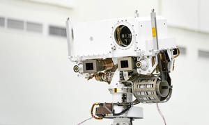 Robot sao Hỏa của NASA gắn thiết bị chiếu tia laser