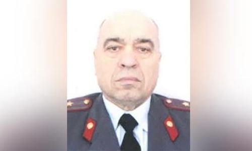 Cựu quan chức Nga Viktor Sviridov. Ảnh: MIPA.