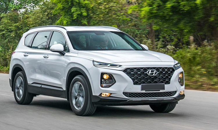 Một mẫu xe Hyundai có trong top 10. Ảnh: TC Motor