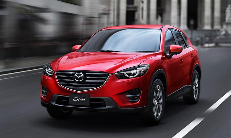 Hơn 36.000 xe Mazda CX-5 2016 bị triệu hồi tại Mỹ. Ảnh:Mazda.