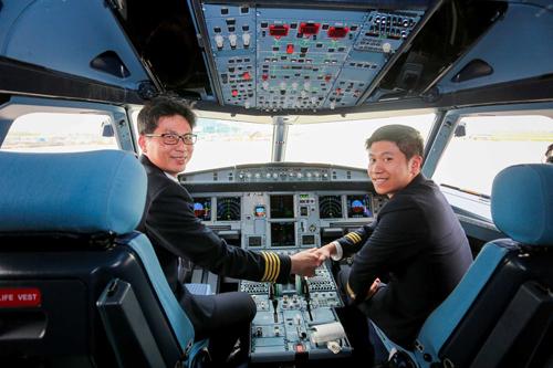 Bamboo Airwyays cam kết việc làm đầu ra cho các phi công tốt nghiệp chương trình.