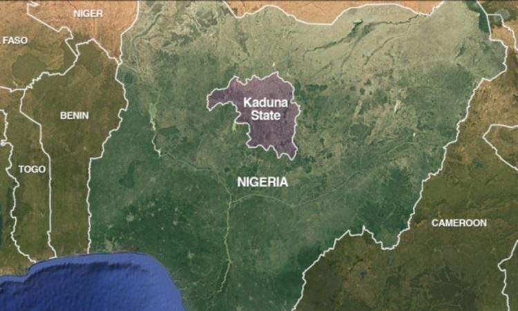 Vị trí bangKaduna ởmiền bắc Nigeria. Ảnh: Allafrica.