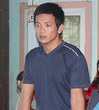 Bị cáo Long tại tòa. Ảnh: Thu Trang