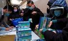 Học người Nhật bán khẩu trang giữa dịch viêm phổi Vũ Hán
