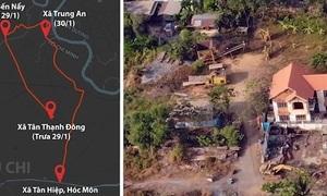 15 ngày gây án và lẩn trốn của Tuấn 'Khỉ'