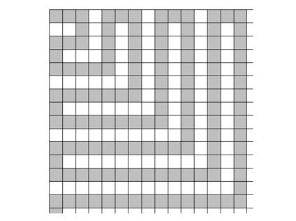 Bài toán tô màu trên lưới ô vuông