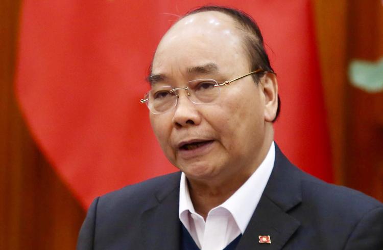 Thủ tướng Nguyễn Xuân Phúc. Ảnh: Gia Chính