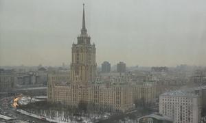 Moskva trải qua mùa đông ấm nhất lịch sử