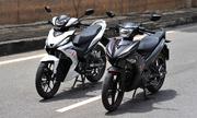 So sánh mức 'ăn' xăng của xe máy Honda, Yamaha