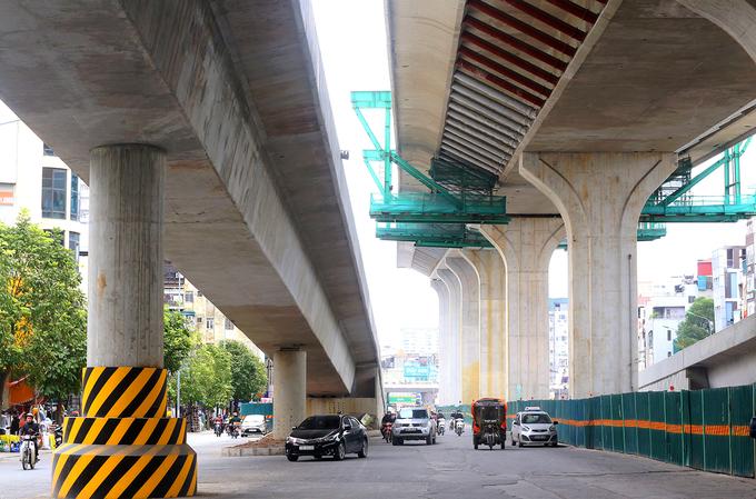 Hai đường trên cao gần 15.000 tỷ đồng ở thủ đô