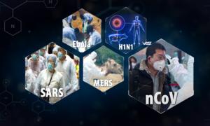 5 đại dịch đầu thế kỷ 21