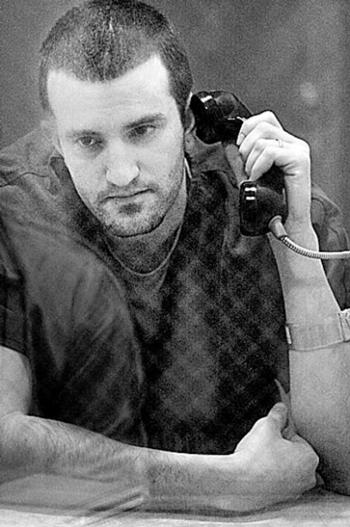 Matthew xuất hiện trong tù năm 2005. Ảnh: Rick Martin/San Jose Mercury News.