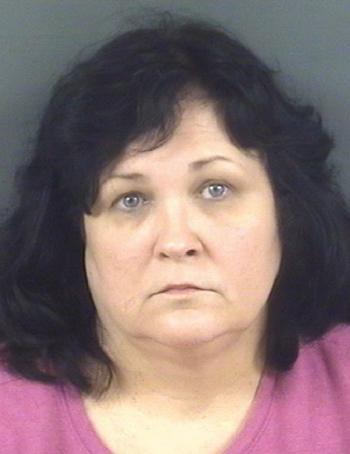 Deborah Riddle O'Conner. Ảnh: Cumberland County Sheriffs Office.