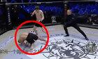 Cao thủ Thiếu Lâm bị hạ knock-out sau 6 giây