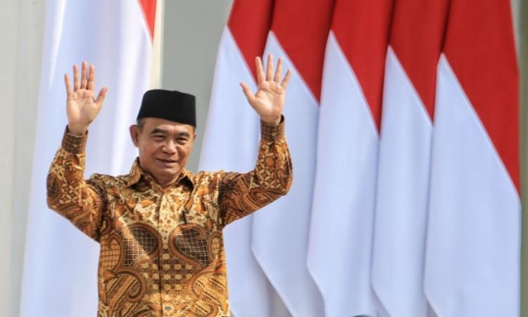 Bộ trưởng Văn hóa và Phát triển Con người Indonesia Muhadjir Effendy tại Jakarta hôm 23/10/2019. Ảnh: JP.