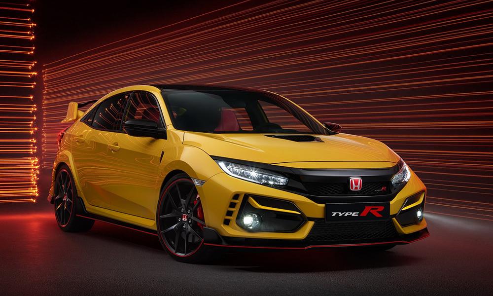 Honda gi?i thi?u b?n ??c bi?t c?a Civc Type R