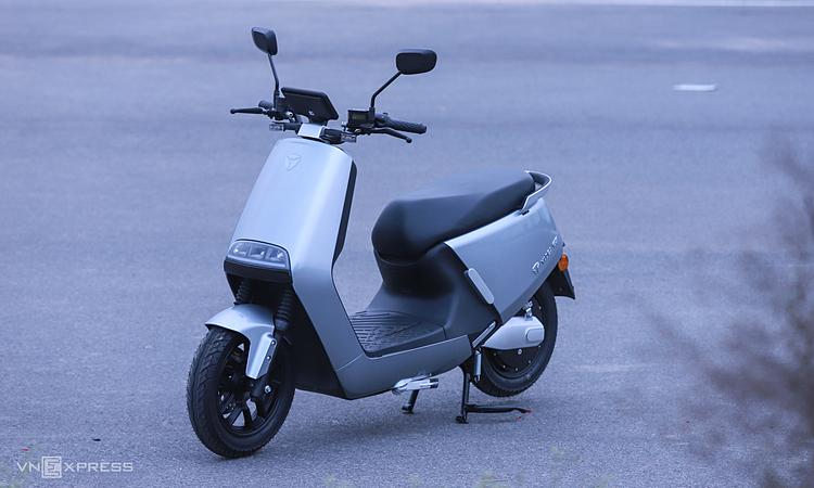 Yadea G5 mang phong cách thiết kế châu Âu, cạnh tranh VinFast Klara.