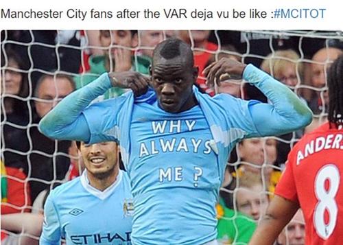 Tại sao luôn là Man City.