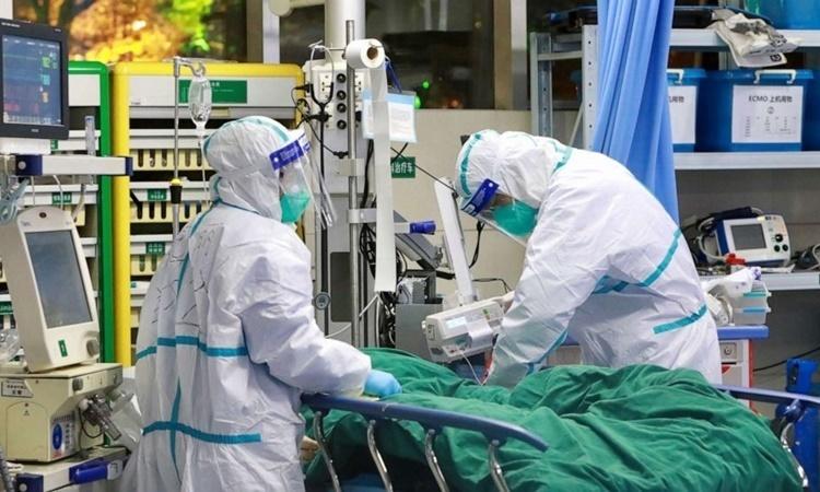 Số người chết vì nCoV ở Hồ Bắc tăng lên 2.346