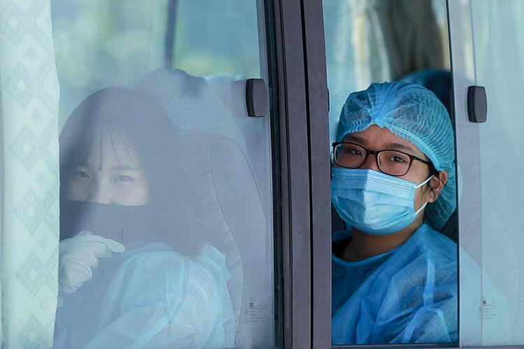 Дананг изолирует 80 пассажиров, прилетевших из города Тэгу (Южная Корея)