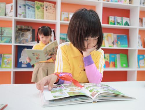 Vietschool đưa Văn hóa đọc vào chương trình giảng dạy.