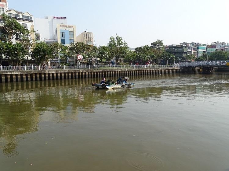 Hơn 36 tỷ đồng làm sạch kênh Nhiêu Lộc – Thị Nghè