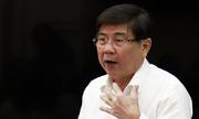 Chủ tịch TP HCM: 'Nếu 1.000 người nhiễm bệnh là vỡ trận'