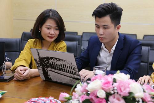 Anh Trần Trung Hiếu  Tổng Giám Đốc Công ty TopCV Việt Nam  một trong những cựu sinh viên Công nghệ thông tin xuất sắc của trường.