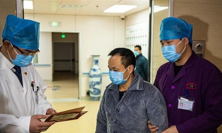 14% bệnh nhân ở Quảng Đông tái nhiễm nCoV