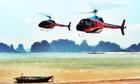 Tại sao máy bay trực thăng có thể cất cánh thẳng đứng?