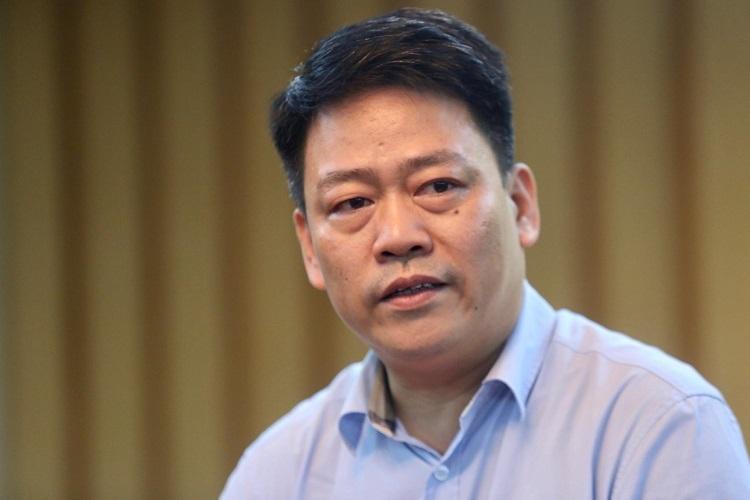 Ông Nguyễn Thượng Hiền, Phó Tổng cục trưởng Môi trường. Ảnh: Gia Chính