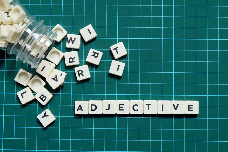Bài tập sắp xếp thứ tự tính từ