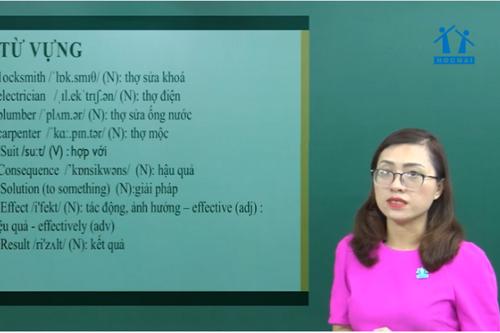 Dạng bài về từ loại là một trong những dạng đề dễ khiến học sinh mất điểm đáng tiếc.