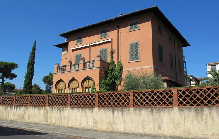 Đại học Syracuse (Mỹ) cơ sở tại Florence, Italy. Ảnh: Wikimedia Commons/ Sailko.