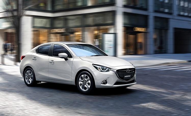 Mazda2 với nhiều tính năng nổi bật trong phân khúc B.