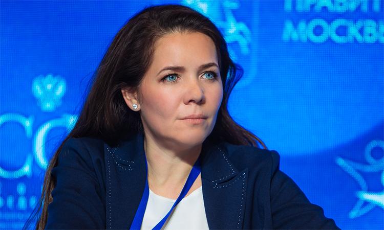 Phó thị trưởng Moskva Anastasia Rakova. Ảnh: PZPSV.