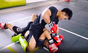 MMA - võ tổng hợp thực chiến