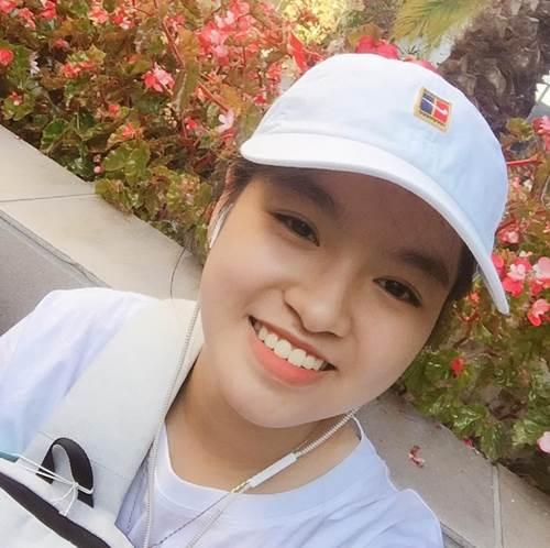 Bạn Trần Ngọc Minh là chủ nhân năm học bổng Mỹ và Canada. (Xin confirm của Ngọc Minh)
