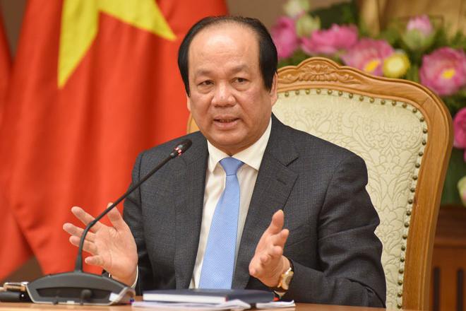 Thủ tướng Nguyễn Xuân Phúc chủ trì phiên họp Chính phủ thường kỳ tháng 2. Ảnh: VGP